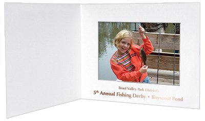 Fishing Derby Photo Frame