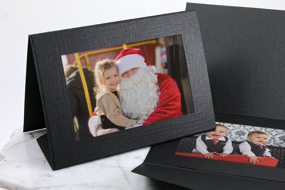 Santa Visit Photo Frames