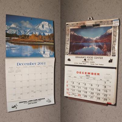 Custom Wall Calendars The Event Party Idea Blog