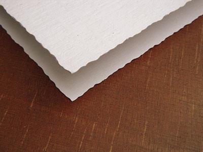 Deckle Edge Paper
