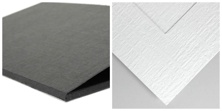 Linen Paper Studio Style