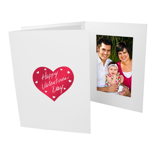 Heart Paper Photo Frame