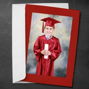 Custom graduation announcements