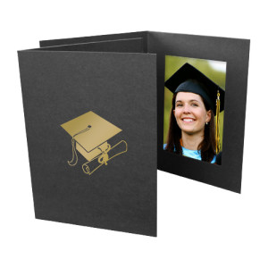Graduation Announcement Photo Folder