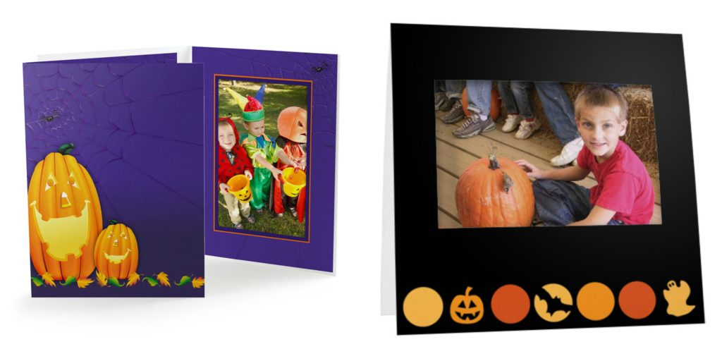 Halloween Photo Folders